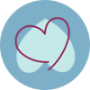 LoveinSync | Dating platform for people passionate about personal development Logo